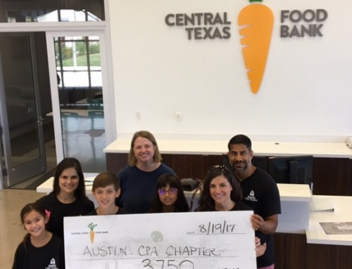 Be A Central Texas Food Bank Volunteer on September 16