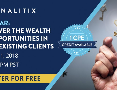 FREE Panalitix Webinar: Uncover The Wealth of Opportunities In Your Existing Clients – February 21
