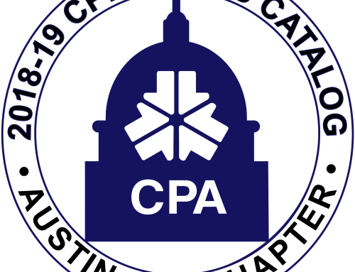 2018-19 CPE Courses Sponsored by the Austin CPA Chapter