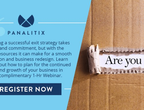 FREE Panalitix Webinar: Building Your Legacy: How to Redesign Your Business Life – June 21