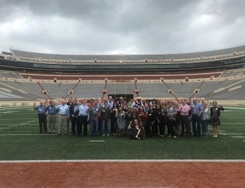 Behind the Scenes at Texas Memorial Stadium