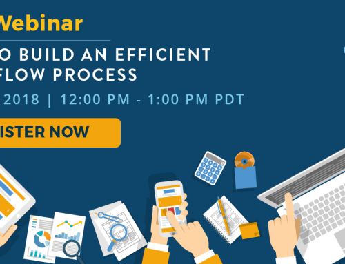 FREE Panalitix Webinar: How to Build an Efficient Workflow Process – August 22