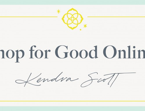 Kendra Scott Virtual Giveback Scholarship Fundraiser